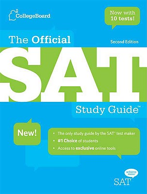 The Official SAT Study Guide Cover