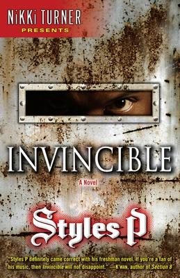 Invincible Cover