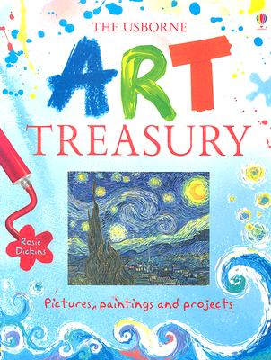 Art Treasury Cover