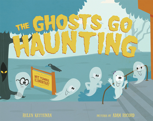 The Ghosts Go Haunting Cover