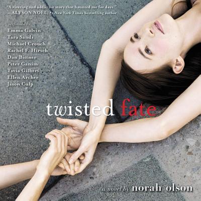 Cover for Twisted Fate Lib/E