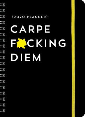 2020 Carpe F*cking Diem Planner Cover Image