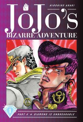 JoJo's Bizarre Adventure: Part 4--Diamond Is Unbreakable, Vol. 1 (JoJo's Bizarre Adventure: Part 4--Diamon #1)