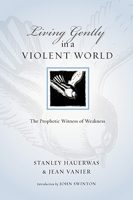 Living Gently in a Violent World Cover