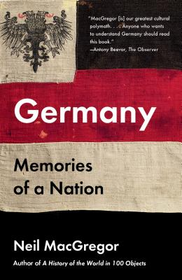 Germany: Memories of a Nation Cover Image