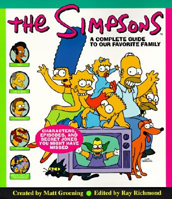 The Simpsons: A Complete Guide to Our Favorite Family Cover Image