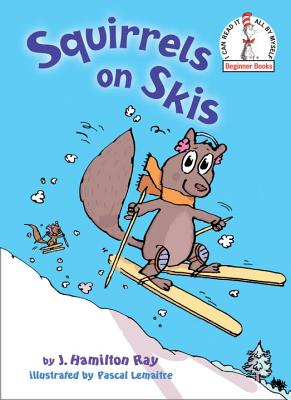 Squirrels on Skis Cover Image