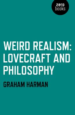 Cover for Weird Realism