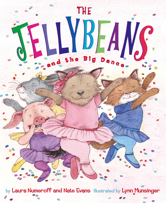 The Jellybeans and the Big Dance Cover