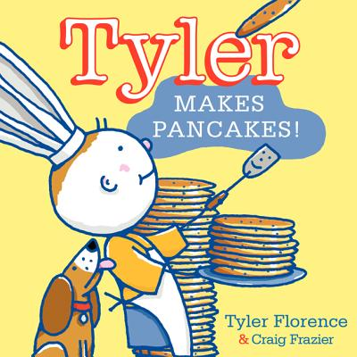 Tyler Makes Pancakes! Cover Image