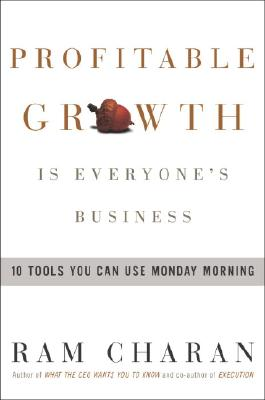 Profitable Growth Is Everyone's Business Cover