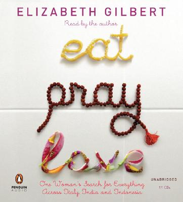 Eat, Pray, Love Cover