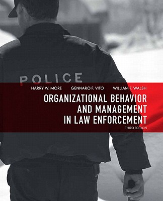 Organizational Behavior and Management in Law Enforcement Cover Image