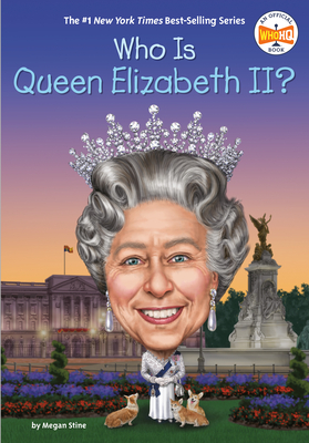 Who Is Queen Elizabeth II? (Who Was?) Cover Image