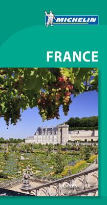 Michelin Green Guide France Cover