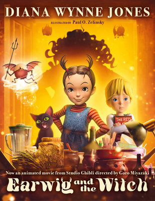 Earwig and the Witch Movie Tie-In Edition Cover Image