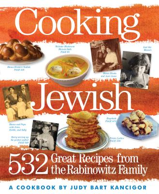 Cooking Jewish Cover