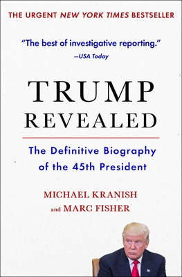 Trump Revealed: The Definitive Biography of the 45th President Cover Image
