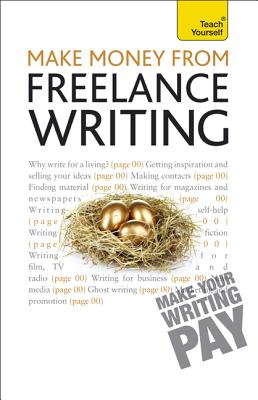 Make Money from Freelance Writing Cover