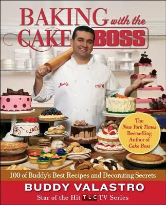 Cover for Baking with the Cake Boss