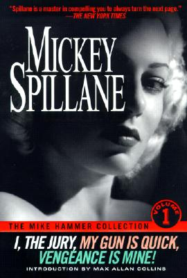 The Mike Hammer Collection, Volume I Cover Image