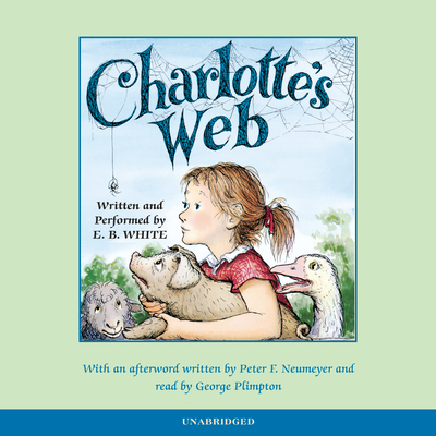 Charlotte's Web 50th Anniversary Retrospective Edition Cover Image