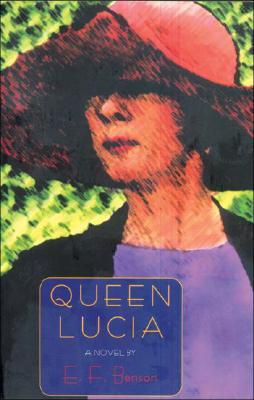 Queen Lucia Cover