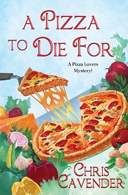 A Pizza to Die for Cover