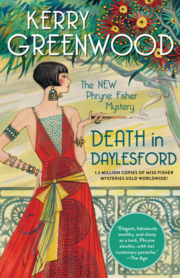 Death in Daylesford (Phryne Fisher Mysteries #21) Cover Image
