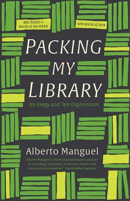 Packing My Library: An Elegy and Ten Digressions Cover Image