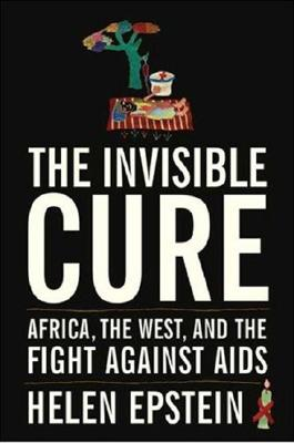 The Invisible Cure Cover