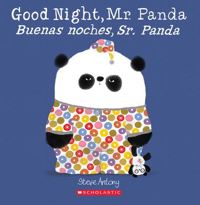 Good Night, Mr. Panda / Buenas noches, Sr. Panda (Bilingual) Cover Image