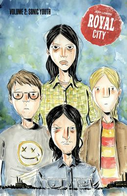 Cover for Royal City Volume 2