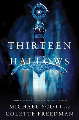 The Thirteen Hallows Cover Image