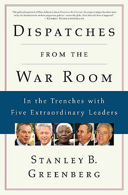 Dispatches from the War Room Cover