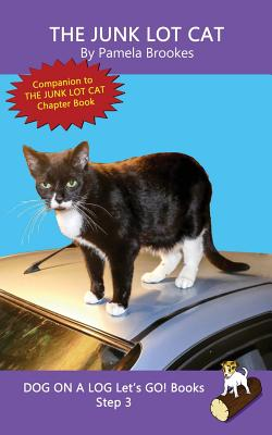 Cover for The Junk Lot Cat