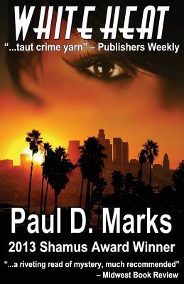 White Heat: P.I. Duke Rogers Series - Book 1 Cover Image