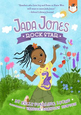 Rock Star #1 (Jada Jones #1) Cover Image