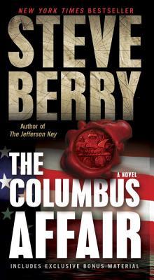 The Columbus Affair: A Novel (with bonus short story The Admiral's Mark) Cover Image