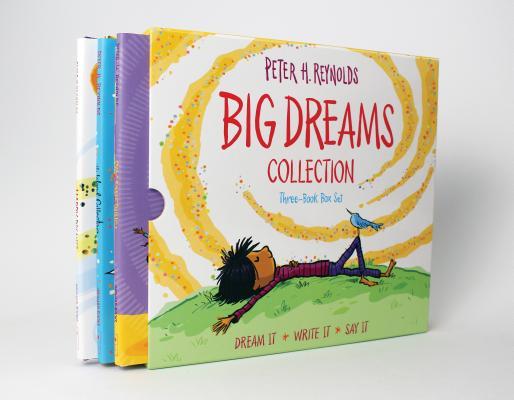 Big Dreams Collection: 3-Book Box Set Cover Image