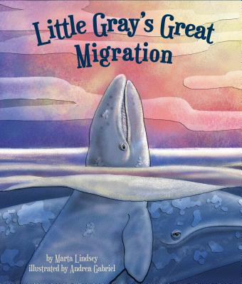 Little Gray's Great Migration Cover Image