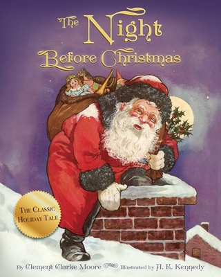 The Night Before Christmas Cover Image