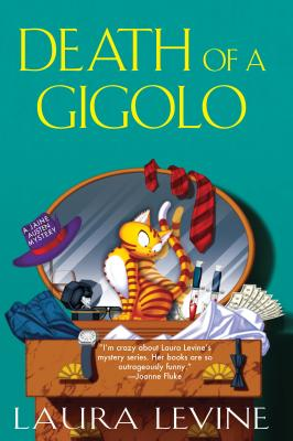 Death of a Gigolo (A Jaine Austen Mystery #17) Cover Image