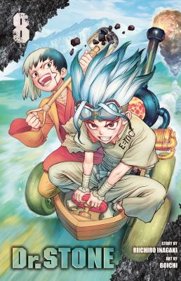 Dr. STONE, Vol. 8: Hotline Cover Image