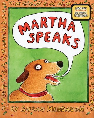 Martha Speaks Cover Image