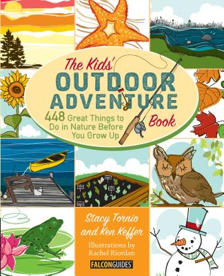 Kids' Outdoor Adventure Book Cover