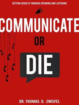 Communicate or Die Cover