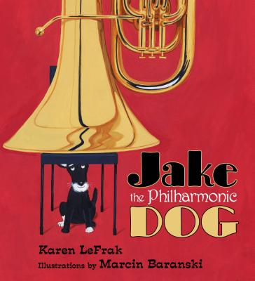 Jake the Philharmonic Dog Cover