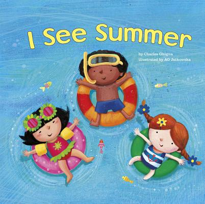 Cover for I See Summer