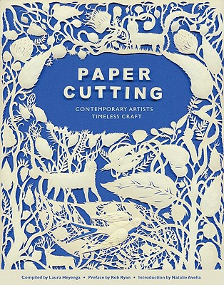 Cover for Paper Cutting Book